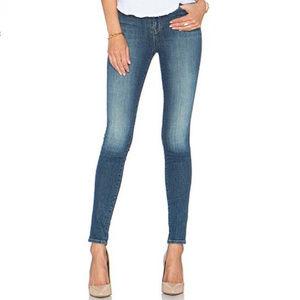 J Brand Maria High Rise Skinny in Ingenue